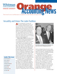 January 2006, Orange Accounting News by Lubin School of Accounting