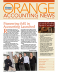 September 2007; Orange Accounting News by Lubin School of Accounting