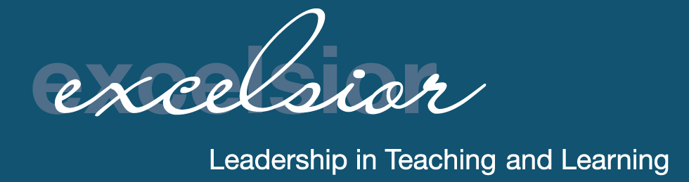 Excelsior: Leadership in Teaching and Learning