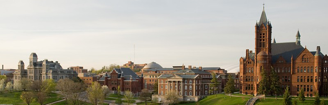 Syracus University Campus