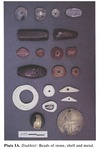 Plate IA - Diakhité: A Study of the Beads from an 18th-19th-Century Burial Site in Senegal, West Africa by Howard Opper