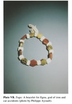 Plate VB - Beads in the Lives of the Peoples of Southern Togo, West Africa by Pascale Nourisson