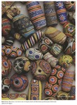 Cover, back - Powdered-Glass Beads and Bead Trade in Mauritania
