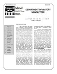 Department of History Newsletter Summer 2006 by Department of History