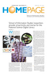 Spring 2003 Vol. 6 No.1 by School of Information Studies