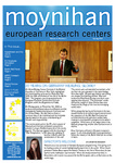 Vol. 4 No. 1, Moynihan European Research Centers, Spring 2010 by Moynihan European Research Centers
