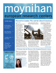 Vol. 3 No. 2, Moynihan European Research Centers, Winter 2009