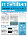 Vol. 2 No. 2, Moynihan European Research Centers, Spring 2007