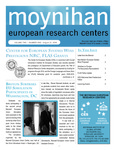 Vol. 2 No. 1, Moynihan European Research Centers, August 21, 2006 by Moynihan European Research Centers