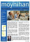 Vol. 7 no. 1, Moynihan European Research Centers, Spring 2013