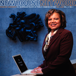 Volume 21 Number 1, Newhouse Network, Fall 2008 by Syracuse University S.I. Newhouse School of Public Communications