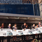 Volume 19 Number 3, Newhouse Network, Fall 2007 by Syracuse University S.I. Newhouse School of Public Communications