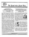 Outreach Bulletin 2003 by The South Asia Center
