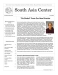 Outreach Bulletin 2005 by The South Asia Center
