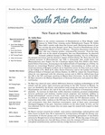 Outreach Bulletin 2006 by The South Asia Center