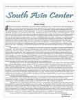 Outreach Bulletin 2007 by The South Asia Center