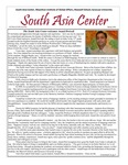 Outreach Bulletin 2008 by The South Asia Center