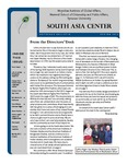 Outreach Bulletin 2013 by The South Asia Center