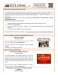 SCIS News 2/8/2013 by Slutzker Center for International Services
