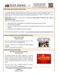 SCIS News 2/8/2013