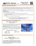 SCIS News 3/1/2013