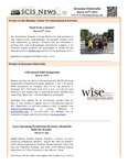 SCIS News 3/22/2013 by Slutzker Center for International Services