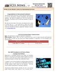 SCIS News 5/10/2013