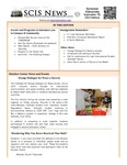 SCIS News 9/18/2013 by Slutzker Center for International Services