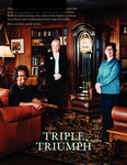Triple triumph: Three women in medicine