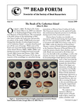 Issue 55, Autumn 2009 by Society of Bead Researchers